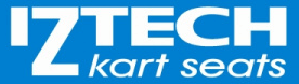 iZ Tech Kart Seats logo